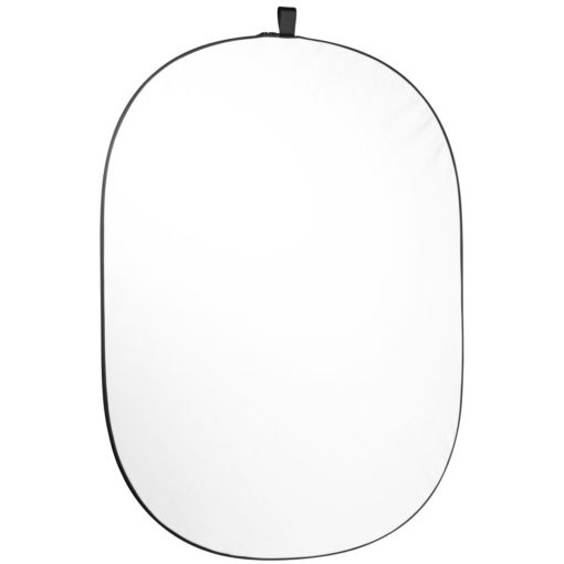 walimex Falthintergrund weiß 140×195cm