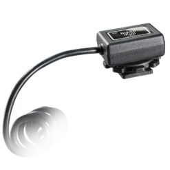 "walimex Spiral-Blitzkabel 2m für Nikon i-TTL, ¼"""