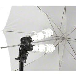 walimex 4-fach Lampenhalterung mit Daylights