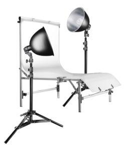 walimex Daylight 150/150 Basic mit Aufnahmetisch