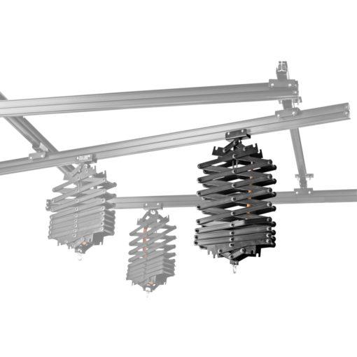 walimex Schere für Deckenschienen-System