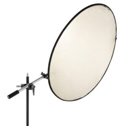 walimex pro Reflektorhalter mit Klemme