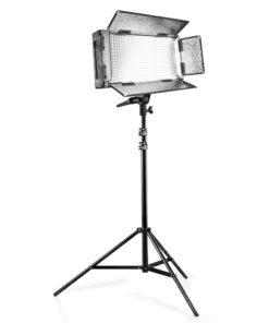 walimex pro 500 LED mit Stativ