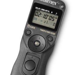 walimex Digitaler LCD-Timer und Fernauslöser