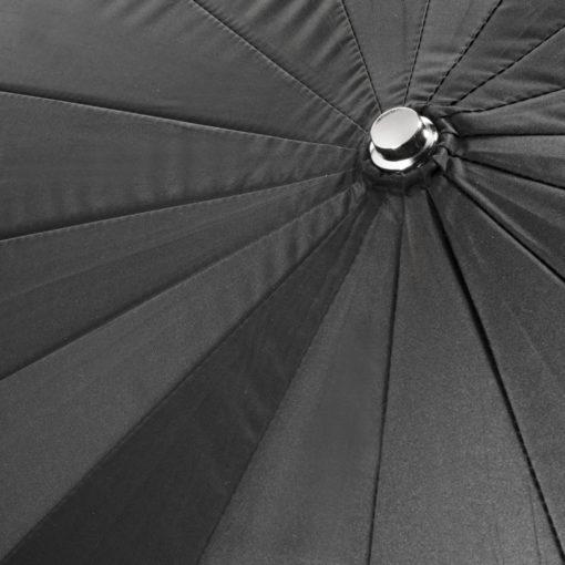 walimex Reflexschirm schwarz/silber ⌀180cm