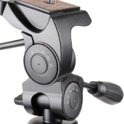 walimex pro FT-6653H Aluminium Pro-3D-Neiger