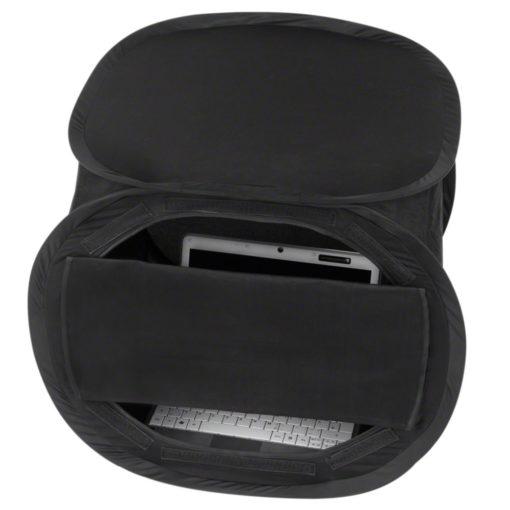walimex Laptop-Zelt 50x50x50cm super black