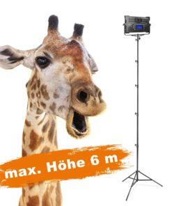 walimex pro Jumbo Lampenstativ 600 AIR