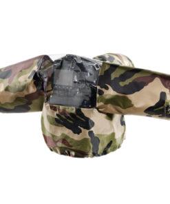 Regenschutzhülle 'Tele' für SLR, camouflage