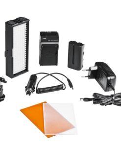 walimex pro Videoleuchte 192 LED Daylight