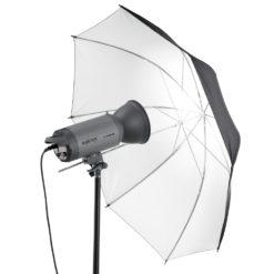 walimex Reflexschirm schwarz/weiß