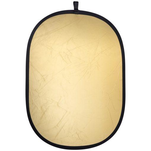 walimex 2in1 Faltreflektor gold/silber