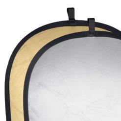 walimex 2in1 Faltreflektor silber/gold