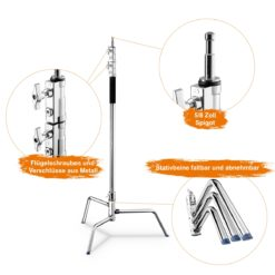 walimex pro S-Stand extreme 20
