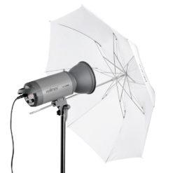 walimex pro Mini-Durchlichtschirm ⌀91cm