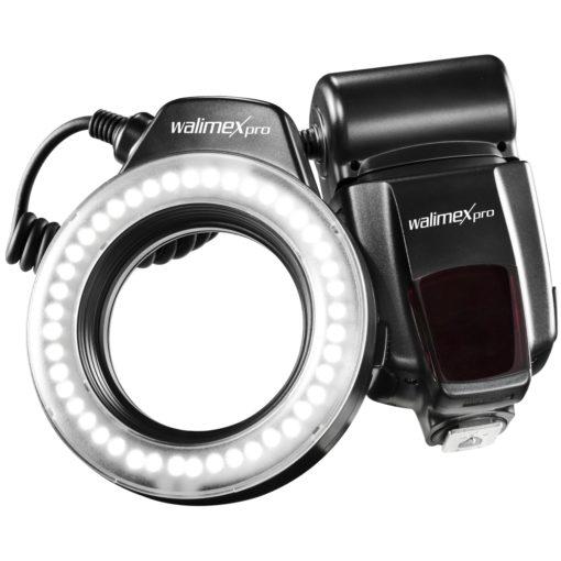 walimex pro Makro LED Ringlicht