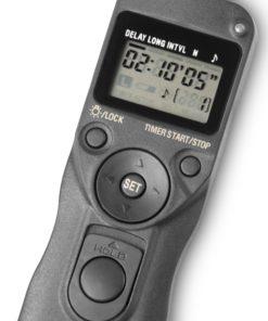 Aputure LCD Timer Fernauslöser AP-TR1N für Nikon