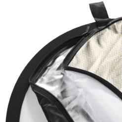 walimex pro 5in1 Faltreflektor wavy 150x200cm