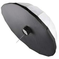 walimex Durchlichtreflektor schwarz/weiß ⌀180cm