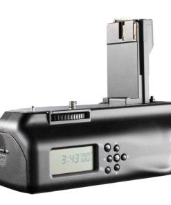 Aputure LCD Batteriehandgriff BP-E2 II für Canon