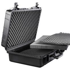 mantona Outdoor Schutz-Koffer L, schwarz