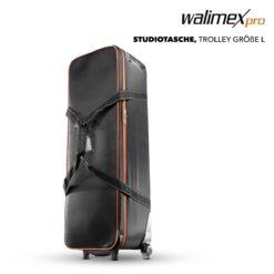 walimex pro Studiotasche, Trolley L