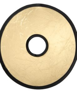 walimex Objektivreflektor silber/gold, ⌀30cm