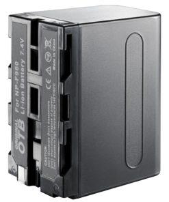 NP-F 960 Li-Ion Akku 6600mAh