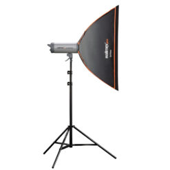 walimex pro Softbox Orange Line 60×90cm