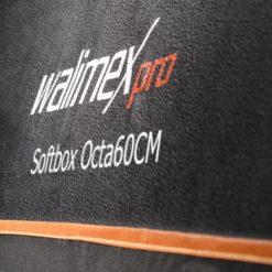 walimex pro Octagon Orange Line ⌀60cm