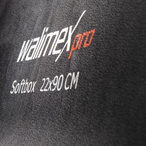 walimex pro Striplight Orange Line PLUS 22x90cm
