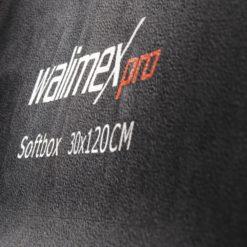walimex pro Striplight Orange Line PLUS 30×120cm