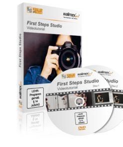 walimex pro DVD 'First Steps Studio'