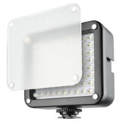 walimex pro LED Videoleuchte LED 80B, dimmbar