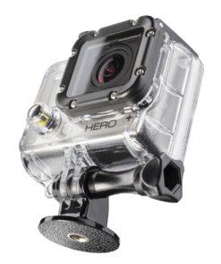 mantona Adapter ¼″-Gewinde auf GoPro Mount