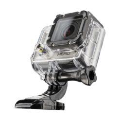 mantona Befestigungsadapter-Set für GoPro-Halterung