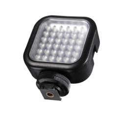 walimex pro Videoleuchte 36 LED, dimmbar