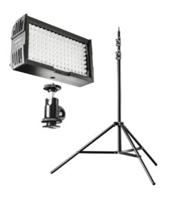 walimex pro Beleuchtungs-Set Video SetUp 128