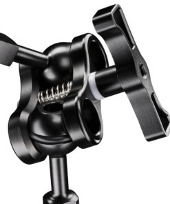 walimex pro Scuuba Alu-Haltegriff mit Kugel für GoPro