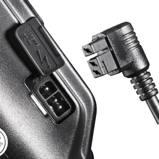 walimex pro Blitzkabel 2,5 m V.2 für Light Shooter