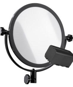 walimex pro Soft LED 300 Round Daylight mit Akku