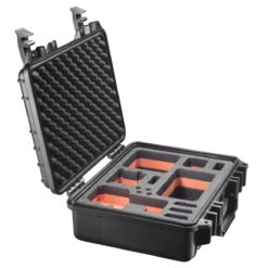 mantona Outdoor Schutz-Koffer M mit Einlage für GoPro