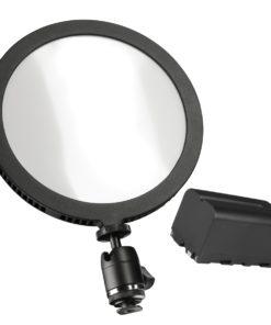 walimex pro Soft LED 200 Round Daylight mit Akku