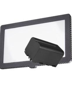 walimex pro Soft LED 200 Square Daylight mit Akku
