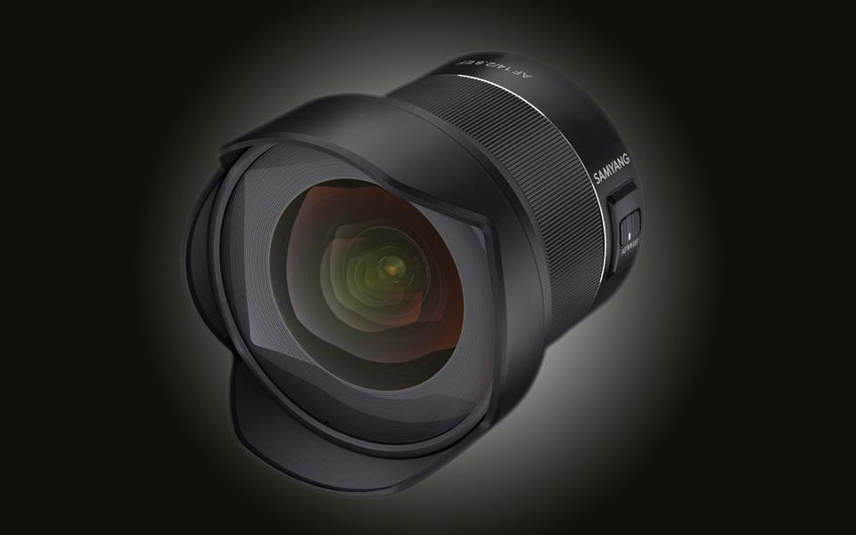Samyang AF 14/2,8 DSLR für Canon EF