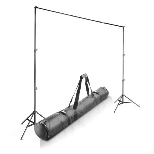 walimex pro Teleskop Hintergrundsystem 120-307cm