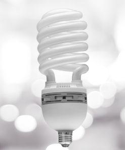 Spiral Tageslichtlampe 125W