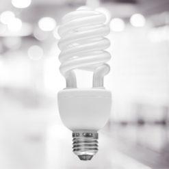 Spiral-Tageslichtlampe 25W