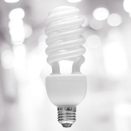 Spiral-Tageslichtlampe 30W