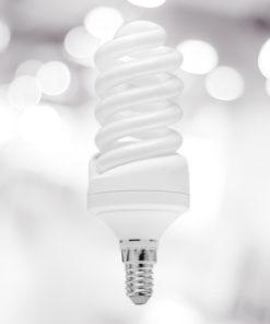 Spiral-Tageslichtlampe 16W